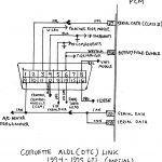 01 Honda Accord Obd2 Connector Wiring Diagram | Wiring Diagram   Obd Ii Style Data Link Connector To Usb Wiring Diagram
