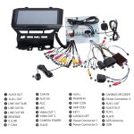 10.2 Pouces Android 8.1 Lecteur Dvd Radio Pour 2015 2016 Ford   2015 Mustang Usb Wiring Diagram