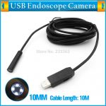 10M Ip67 Waterproof Usb Borescope Endoscope Inspection Camera Tube   Usb Endoscope Wiring Diagram