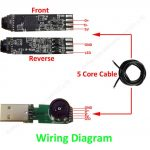 2.0Mp Full Hd Usb Mini Endoscope Module For Diy Inspection Camera 6   Usb Endoscope Wiring Diagram
