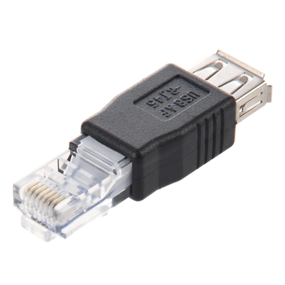 Usb A Female To Ethernet Rj45 Male Adapter Connector
