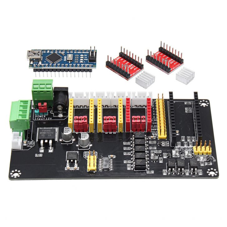 Usbcnc 3 Axis Stepper Motor Usb Driver Board Controller Laser Board For Cnc Wiring Diagram
