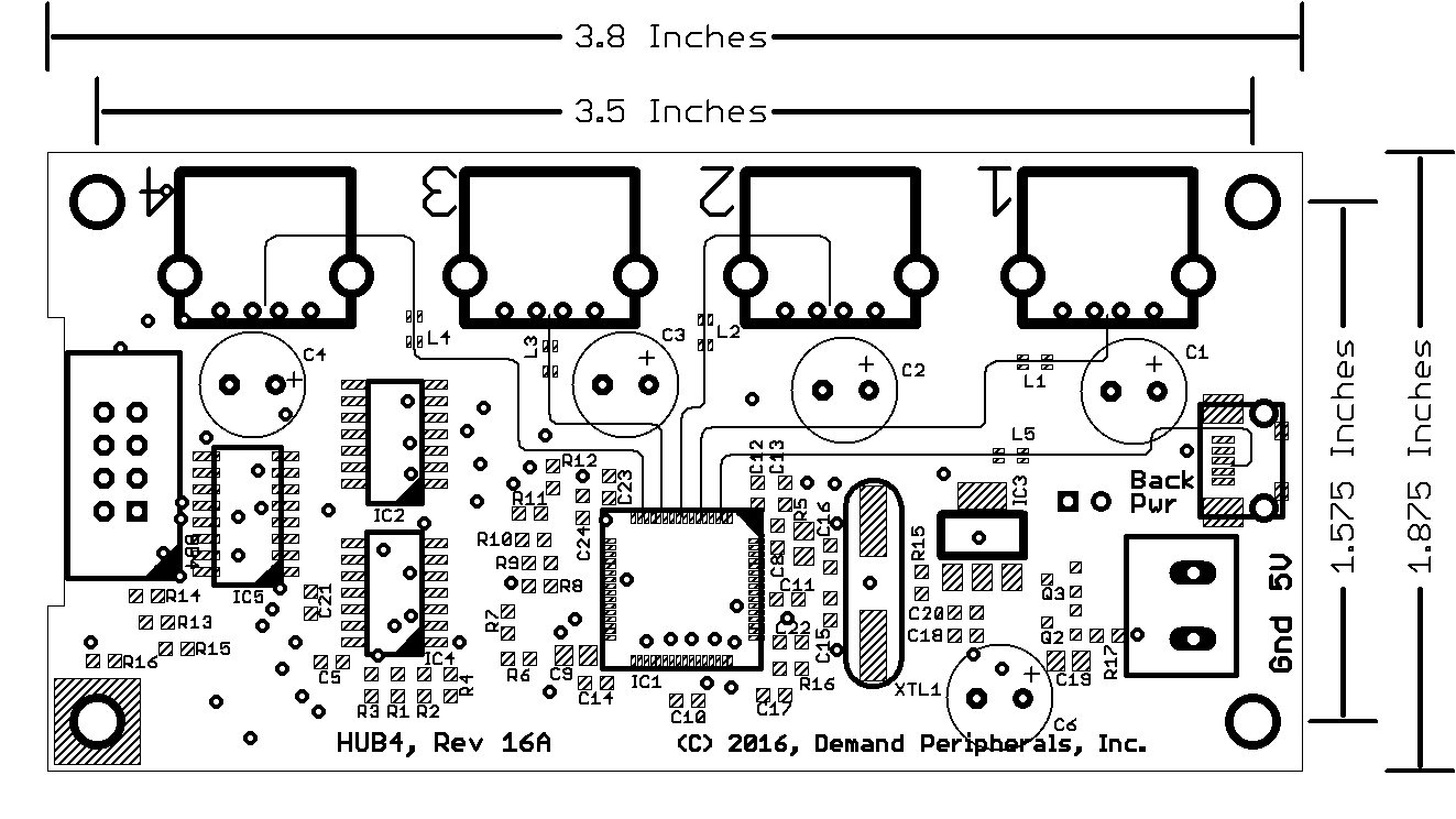 Micro Usb Power Wiring Diagram