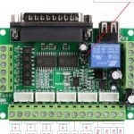 5 Axis Breakout Board   Mach3 Settings For Spindle Relay And Pwm   Usb Breakout Board Wiring Diagram For Mach3