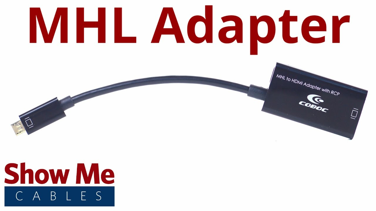 5 Pin Micro Usb To Hdmi Mhl Adapter #3613 - Youtube - Female Usb To Hdmi Diy Wiring Diagram