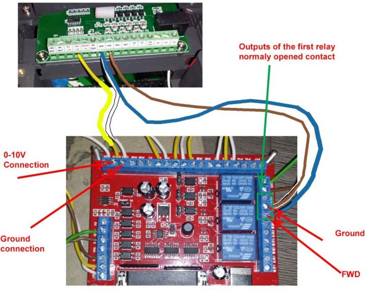 Usb Breakout Board Wiring Diagram For Mach3