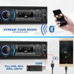 616Uab   Boss Audio Systems   Boss Audio 616Uab Single Din, Bluetooth, Mp3/usb/sd Am/fm Car Stereo Wiring Diagram