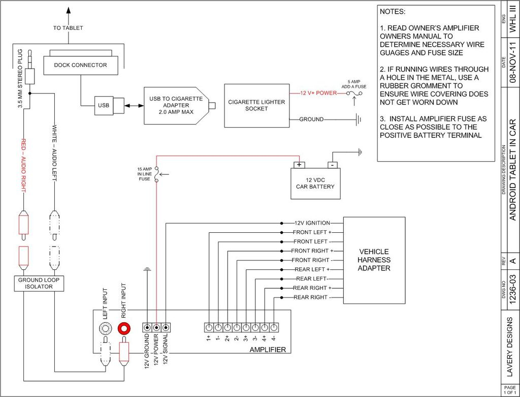 Android Tablet As Car Pc: 16 Steps (With Pictures) - Pendorra Stylus Pen Micro Usb Wiring Diagram