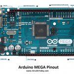 Arduino Mega Tutorial   Pinout And Schematics. Mega 2560 Specifications   Mega Joystick Controller To Arduino Usb Wiring Diagram