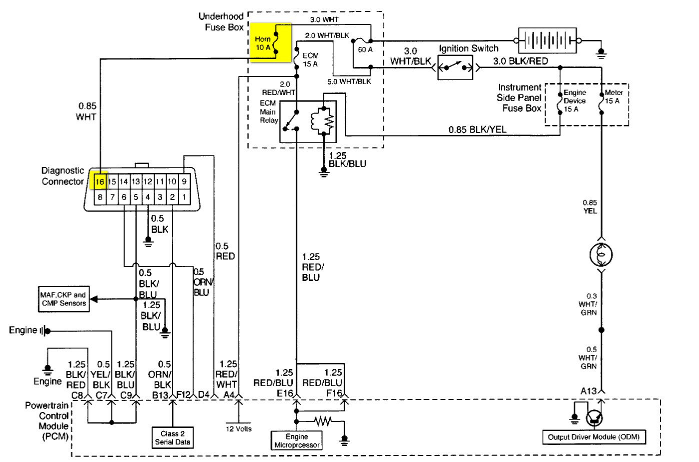 Usb To Obd2 Cable Wiring Diagram