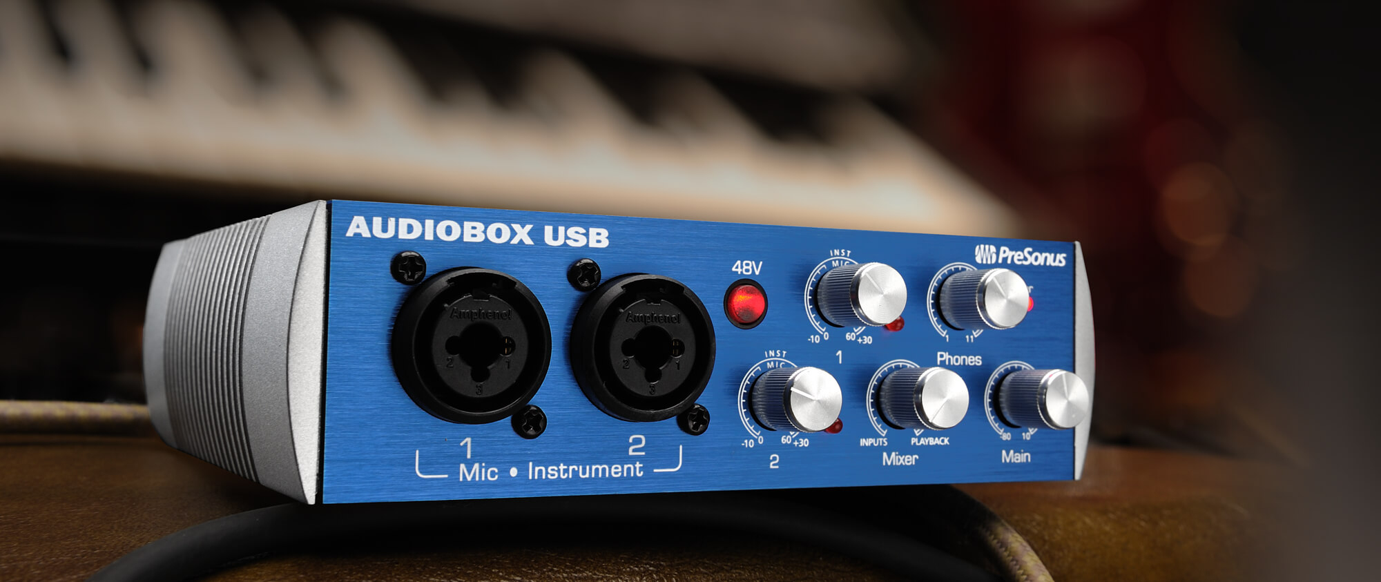 Audiobox Usb | Presonus - M Audio Producer Usb Repair Wiring Diagram