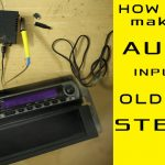 Aux Input Installation For Any Old Model Car Stereo Even Without Cd   Fm/sd/usb Player 50Wx4 Wiring Diagram