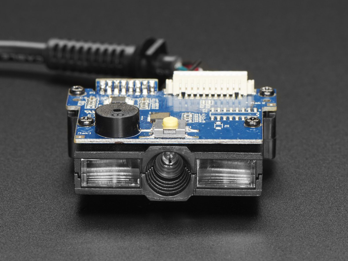 Barcode Reader/scanner Module - Ccd Camera - Usb Interface Id: 1203 - Usb Wiring Diagram For Ccd Camers
