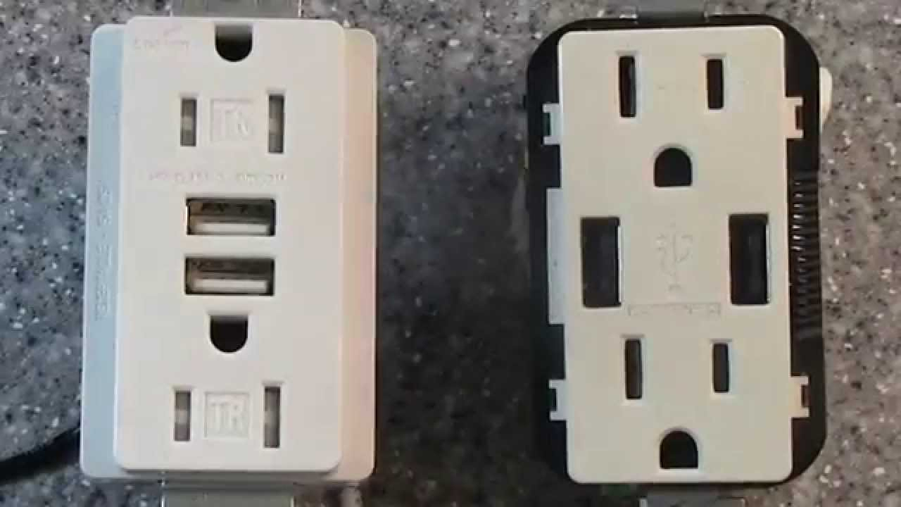 Leviton Usb Outlet Wiring Diagram