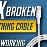 Best Way To Fix Iphone,ipod & Ipad Lightning Usb Cable At Home   Youtube   Lightning Connecter To Usb Wiring Diagram