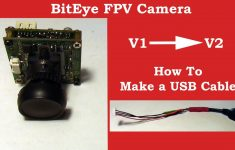 Biteye Fpv Camera – How To Make Usb Cable And Voltage Detect Cable – Logitech Webcam Usb Cable Wiring Diagram