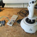 Buildits: Arduino Game Port Interface   Usb To Joystick Adapter Wiring Diagram