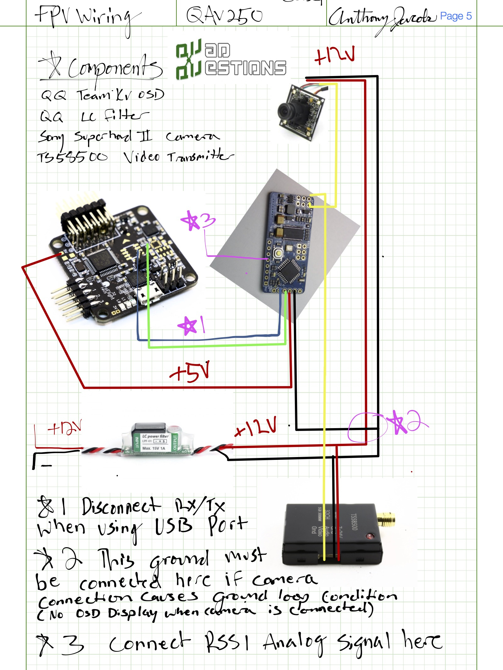 Zmodo Camera Wiring Diagram Manual Guide