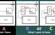 Can I Use A Usb Hub To Simultaneously Charge A Tablet And Connect A – Wiring Diagram Of Usb Otg Y Cable