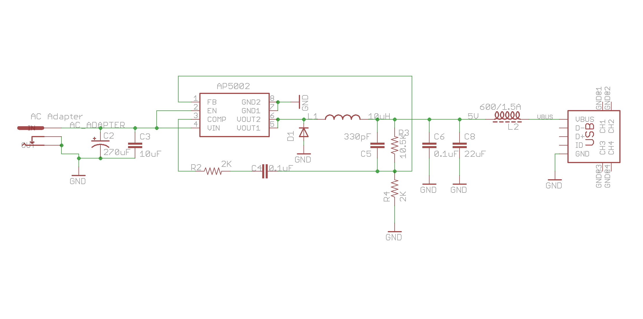 Charger - Problem In Circuit That Charges Tablet/cell Phone Via - Usb And Micro Usb Wiring Diagram