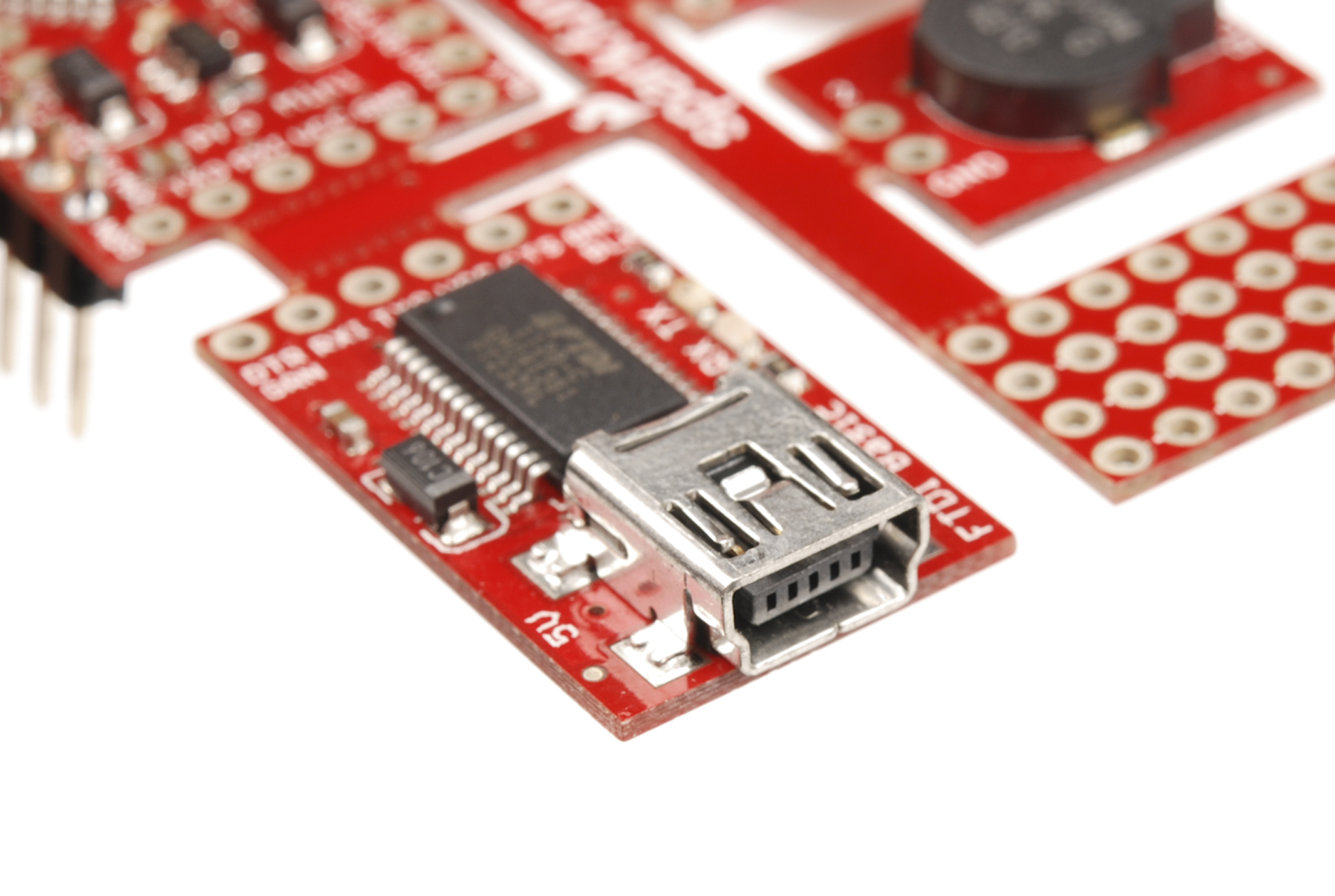 Connector Basics - Learn.sparkfun - Micro Usb Female Power Wiring Diagram To Board