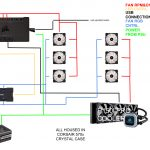 Corsair Commander Pro Setup, With Diagram   The Corsair User Forums   Usb Y Cable Wiring Diagram To Power Fan