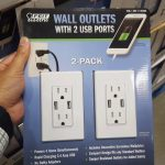 Costco Feit 3.4 Amp Usb Ac Wall For Outlet For 2 For $20   Youtube   Usb Receptacle Intertek Wiring Diagram