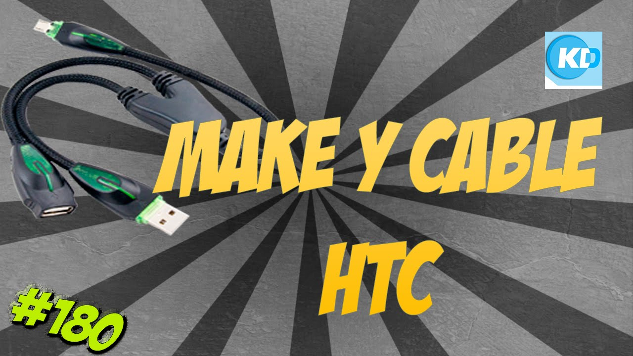 Create Y-Cable - To Unbrick Htc And Others - Use Also As Otg - Youtube - Htc Usb Otg Cable Wiring Diagram