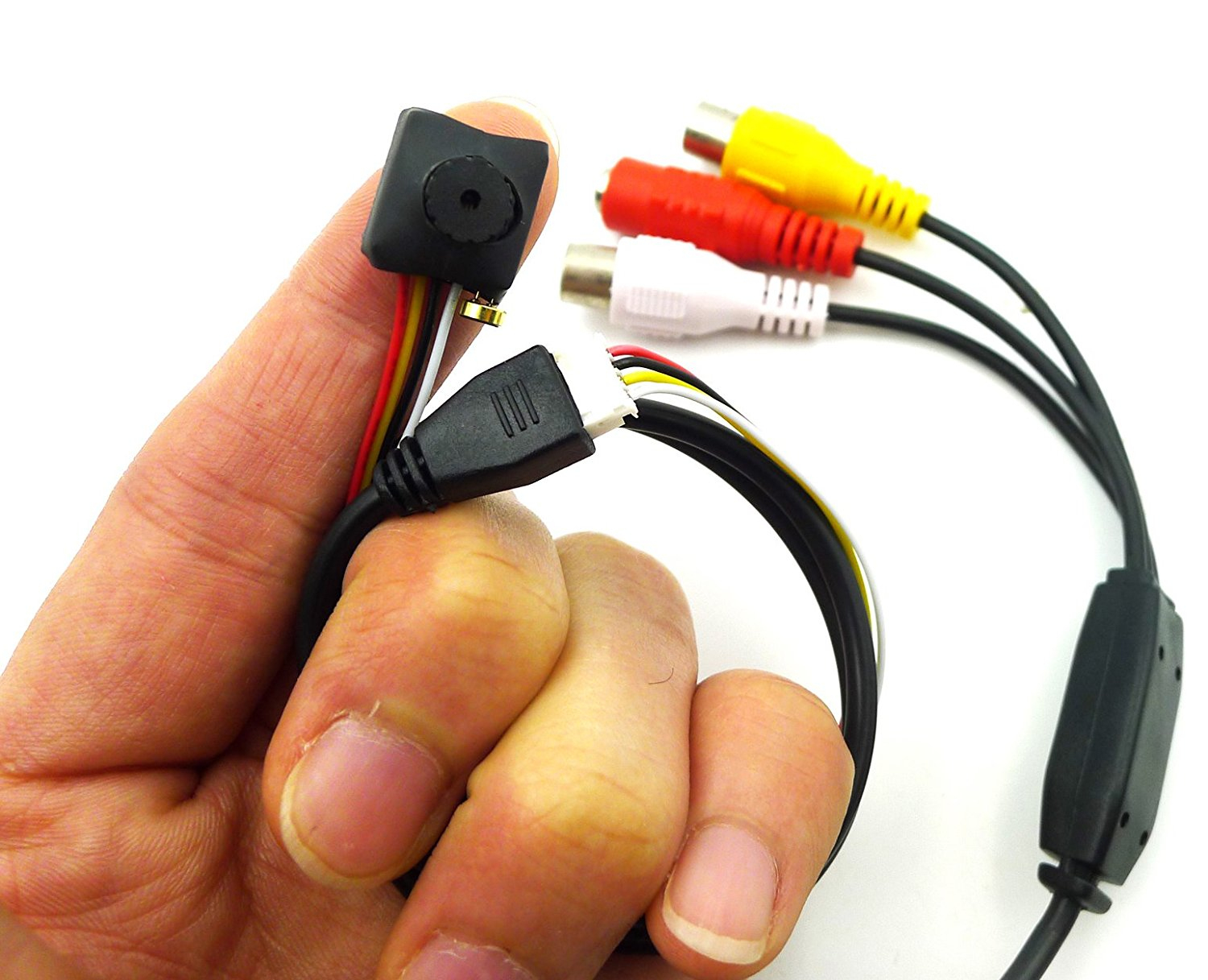 Custom Wiring A Micro Camera To A Usb - Electrical Engineering Stack - Usb Endoscope Wiring Diagram