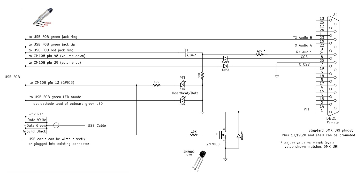 Db25 To Usb Cable Schematic   Wiring Diagram - Db25 To Usb Port Wiring Diagram