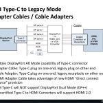 Displayport Alternate Mode For Usb Type C Announced   Video, Power   Usb 2.0 To Usb C Wiring Diagram