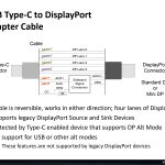 Displayport Alternate Mode For Usb Type C Announced   Video, Power   Usb C To Hdmi Wiring Diagram