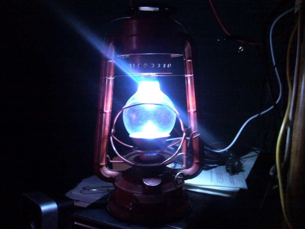 Diy Usb Led Lantern: 5 Steps (With Pictures) - Ultra Bright Led Lantern With Usb Wiring Diagram