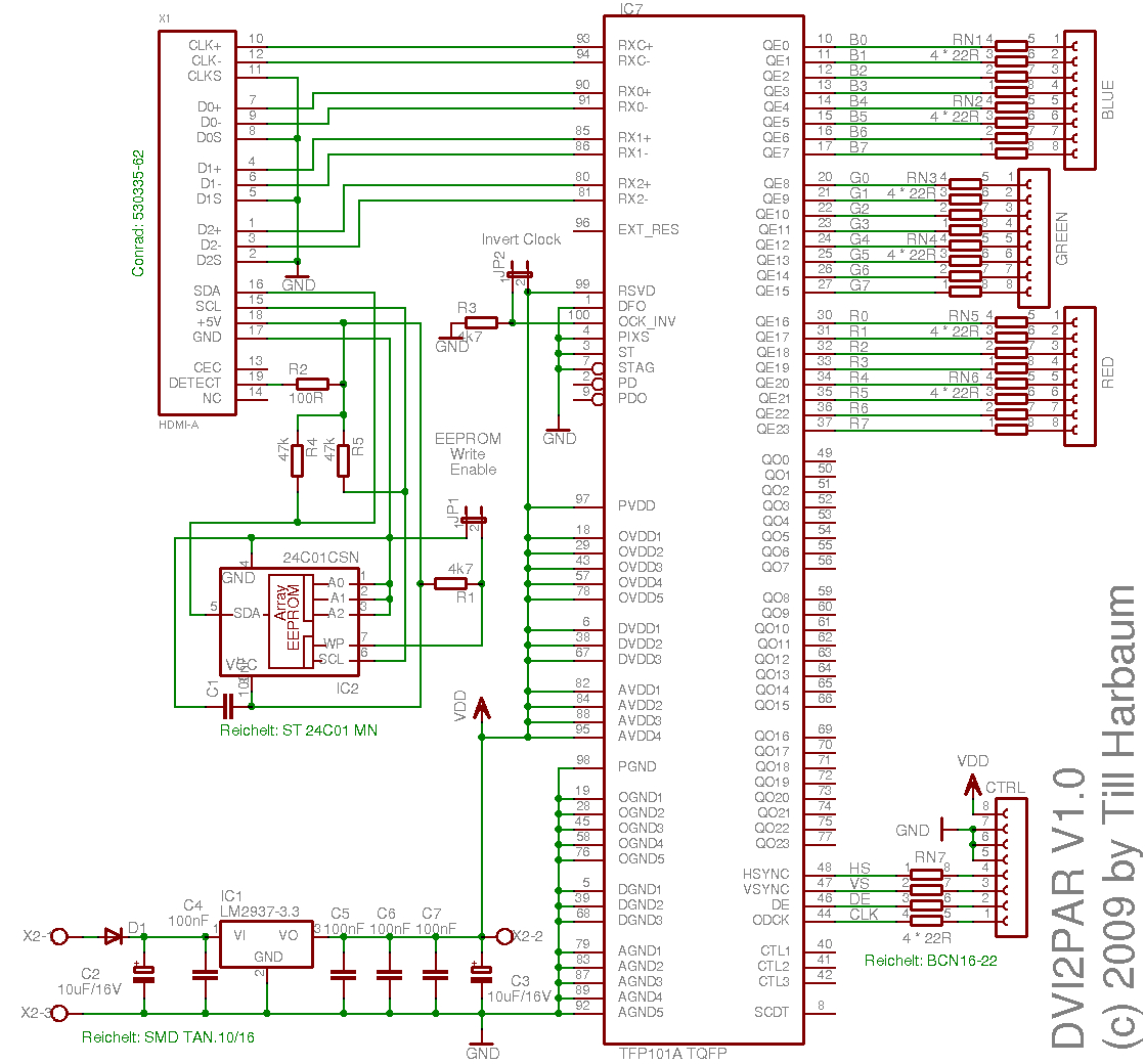 Usb To Hdmi Pcb Wiring Diagram