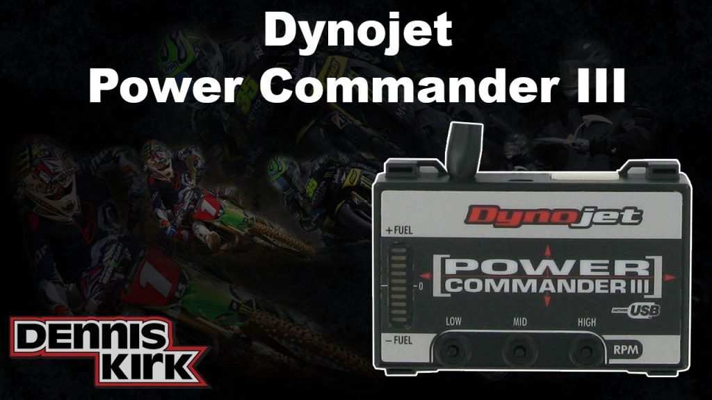 Dynojet Power Commander Iii - Youtube
