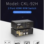 ᑐUsb Hdmi Kvm Commutateur 2 Port Auto Scan 1080 P 3D, Pc Moniteur   Visual Land Prestige 7G Charging Usb Charging Port Wiring Diagram