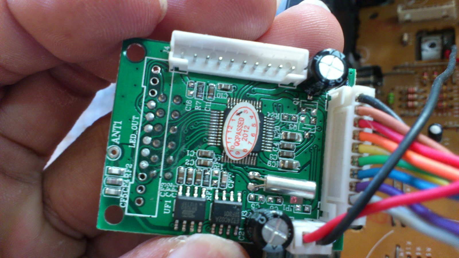 Electronic Circuit, Componnent Data, Lesson And Etc….: Pioneer Keh - Usb Mp3 Player Usb Wiring Diagram