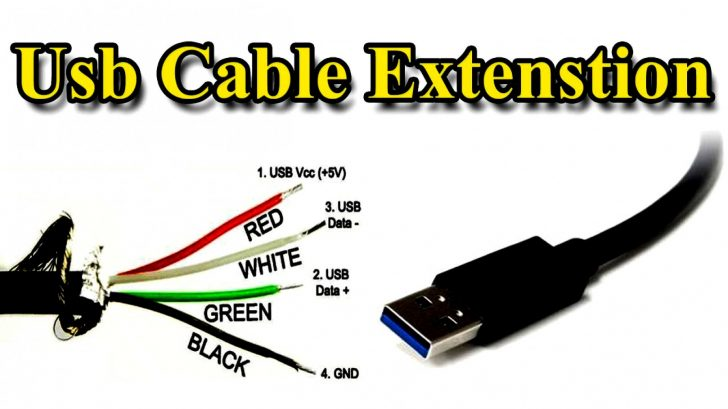 Usb Lead Wiring Diagram