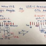 English Audio] Usb C Type Adapter Hack: Converting Charging Adapter   Micro Usb To Usb C Wiring Diagram