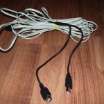Extend Usb Cables Using Phone Jack Cable: 5 Steps   Telephone Line Cord To Usb Wiring Diagram