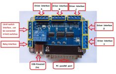 Usb Breakout Board Wiring Diagram For Limit Switches
