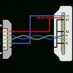 File:mhl Micro Usb   Hdmi Wiring Diagram.svg   Wikimedia Commons   Usb Micro B Wiring Diagram Circuit