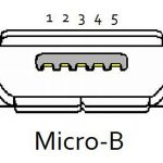 File:usb Micro B Receptacle   Wikimedia Commons   2 Wiring Micro Usb B To Usb A Diagram