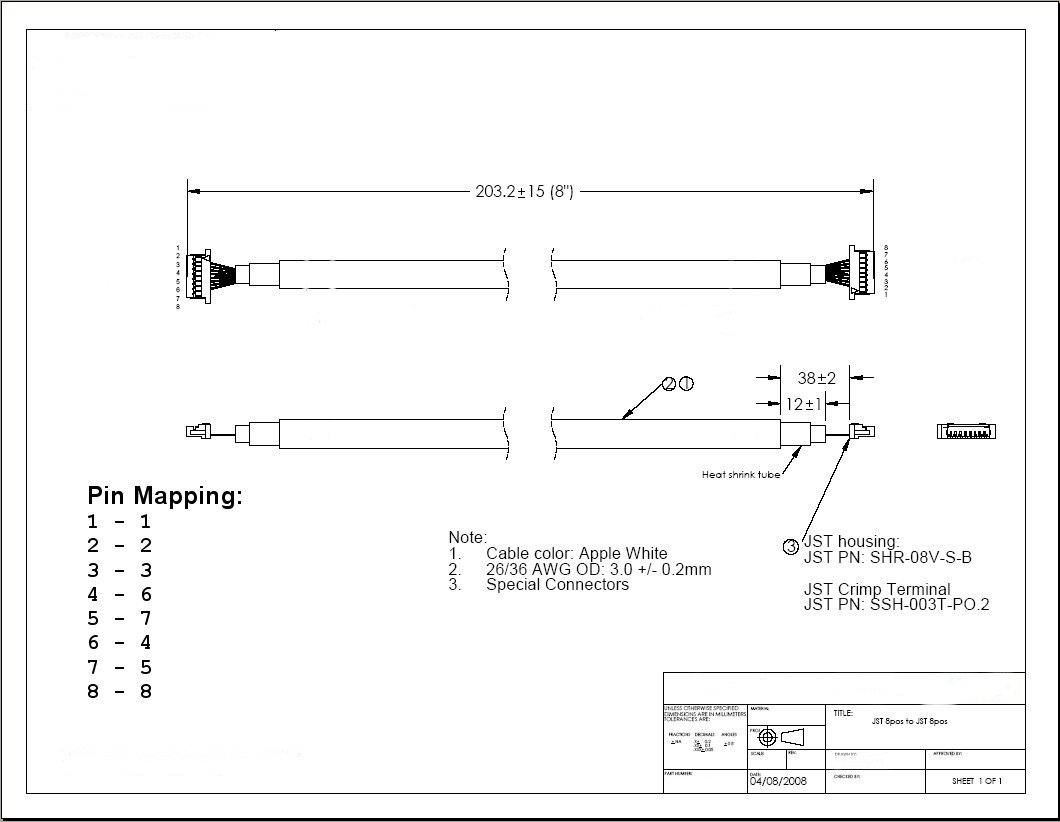 Firewire Diagram | Wiring Diagram - Wiring Diagram Of Fire Wire To Usb