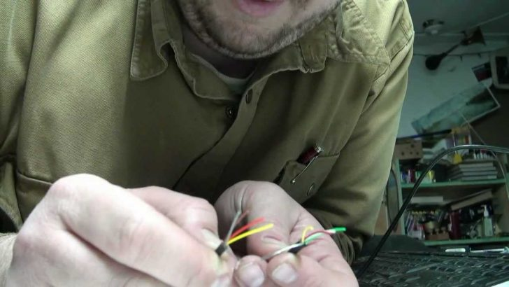 How To Convert Ps2 Mouse To Usb Wiring Diagram