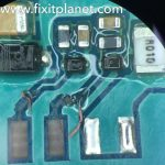 Galaxy Tab 3 10.1 Broken Battery Connector And Damaged Trace Repair   Wiring Diagram Samsung Galaxy Tab A T350 Usb To Battery