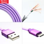 Glow Micro Usb Cable, Glow Micro Usb Cable Suppliers And   Smiley Micro Usb Flat Cable V8 Inside Wiring Diagram