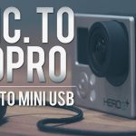 Gopro Microphone Input   3.5Mm To Mini Usb Cable   Youtube   Usb To 3.5 Mm Jack Cable Wiring Diagram