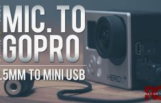Gopro Microphone Input – 3.5Mm To Mini Usb Cable – Youtube – Usb To 3.5 Mm Jack Cable Wiring Diagram
