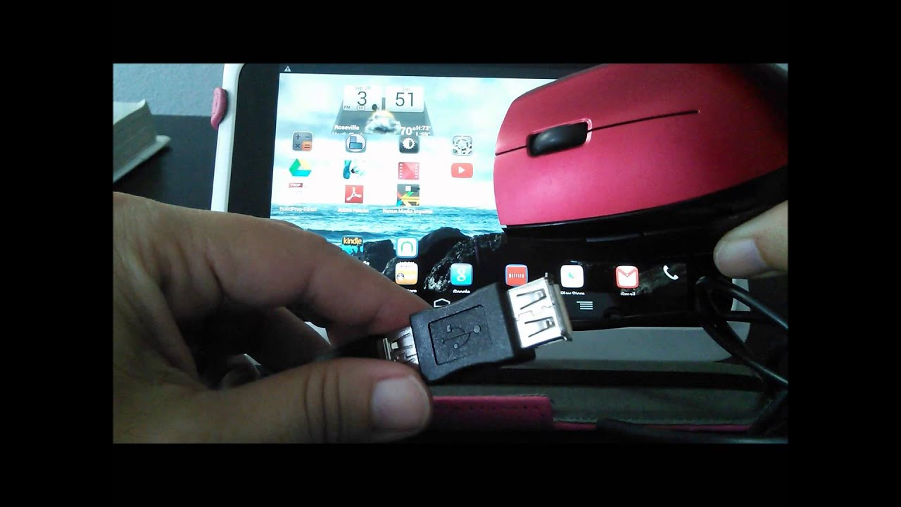 How To Connect And Use Usb External Devices With The Nook Hd (N2A - Wiring Diagram Usb Nook